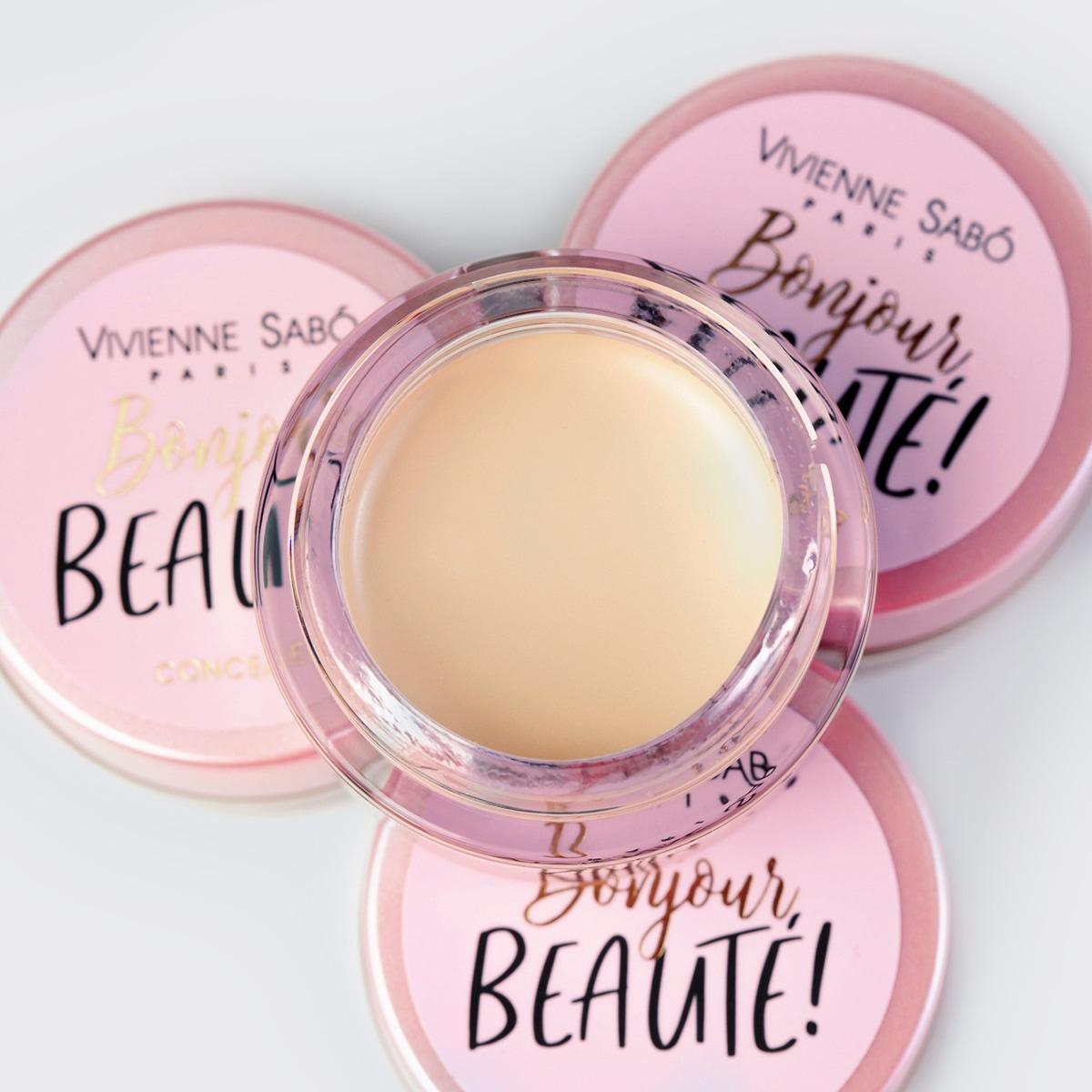 Vivienne Sabo - Concealer Bounjour Beaute 01 - Light Beige