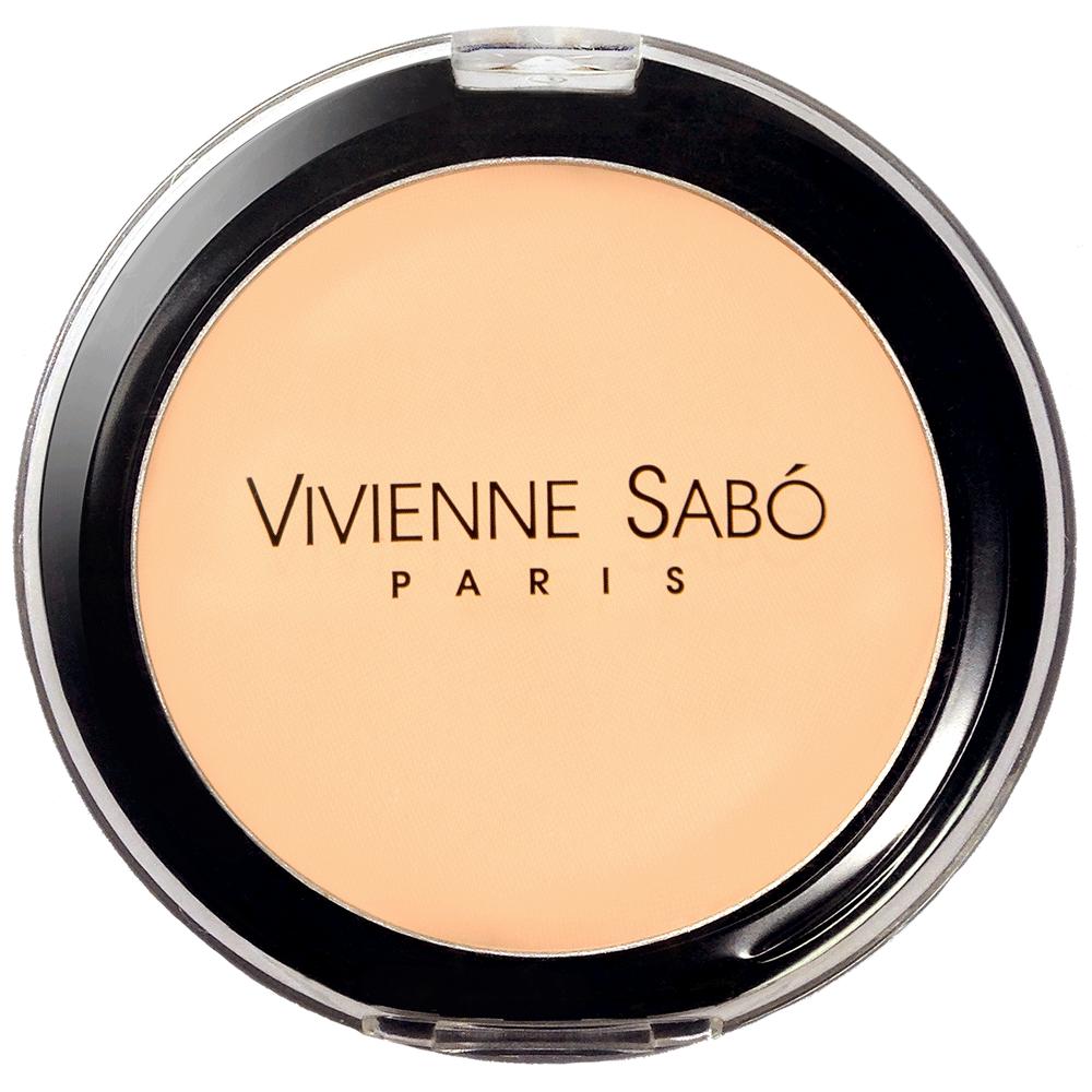 Vivienne Sabo - Mattifying Pressed Powder Joli Moyen
