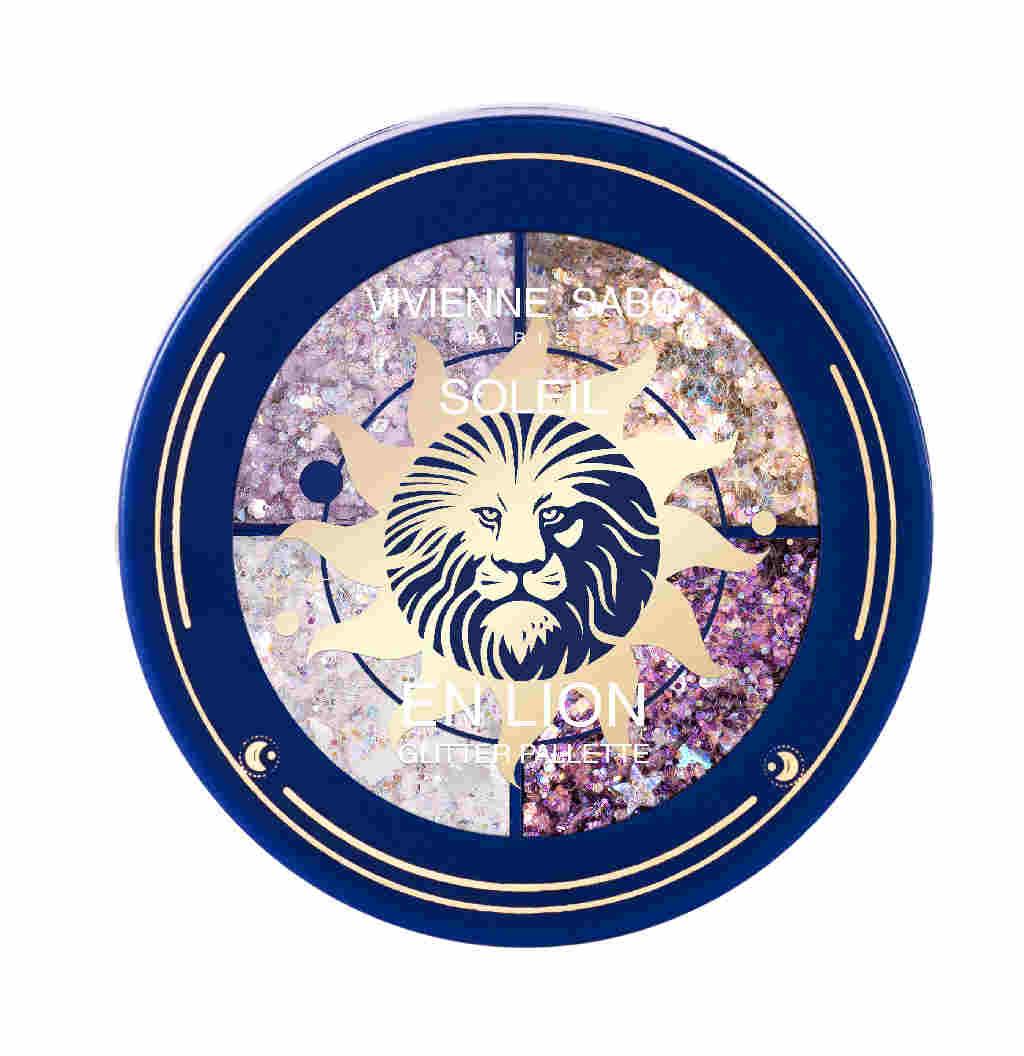 Vivienne Sabo - Glitter Palette Soleil en Lion