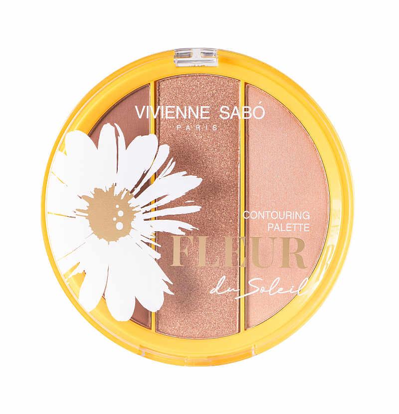 Vivienne Sabo - Highlighter Palette Fleur du Soleil