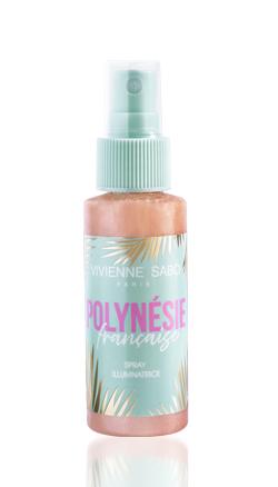 Vivienne Sabo - Body & Face Highlighter Spray - Polynesie Francaise