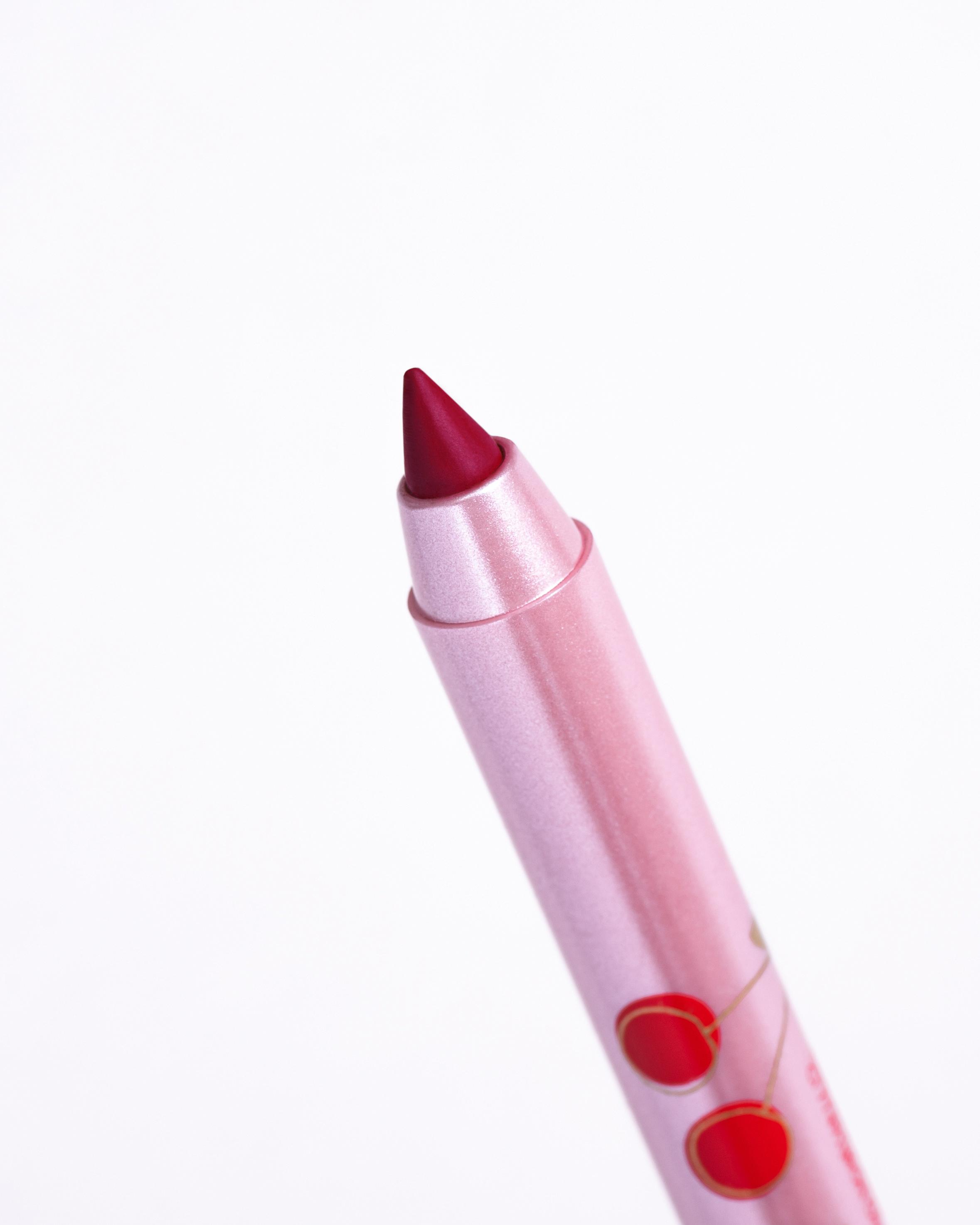 Vivienne Sabo - Long Lasting Gel Lipliner 04 - red